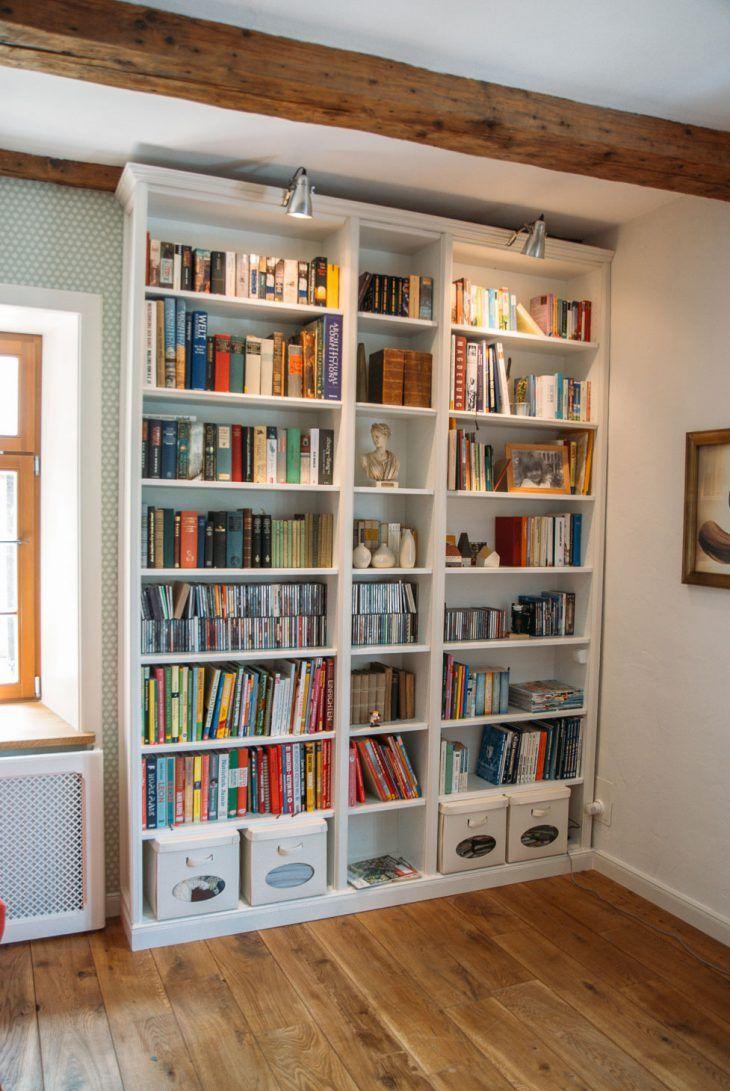 Bücherregal Selbst Gebaut Bücherregal Bücherregal