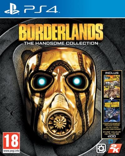 génial Borderlands The Handsome Collection en solde FNAC en news PS4