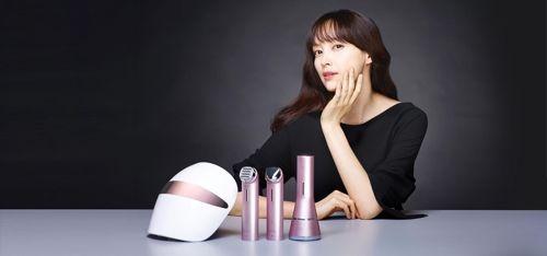 LG Electronics showcases beauty appliances