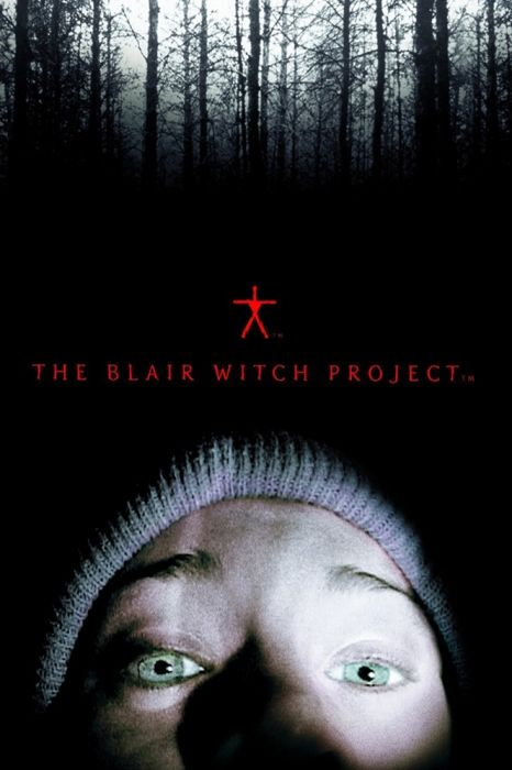 The Blair Witch Project Poster Artwork - Heather Donahue, Joshua Leonard, Michael Williams - http://www.movie-poster-artwork-finder.com/the-blair-witch-project-poster-artwork-heather-donahue-joshua-leonard-michael-williams/