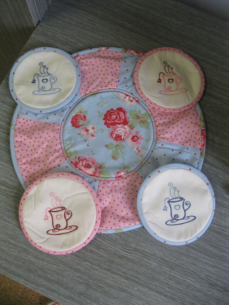 čaj o páté ;-)