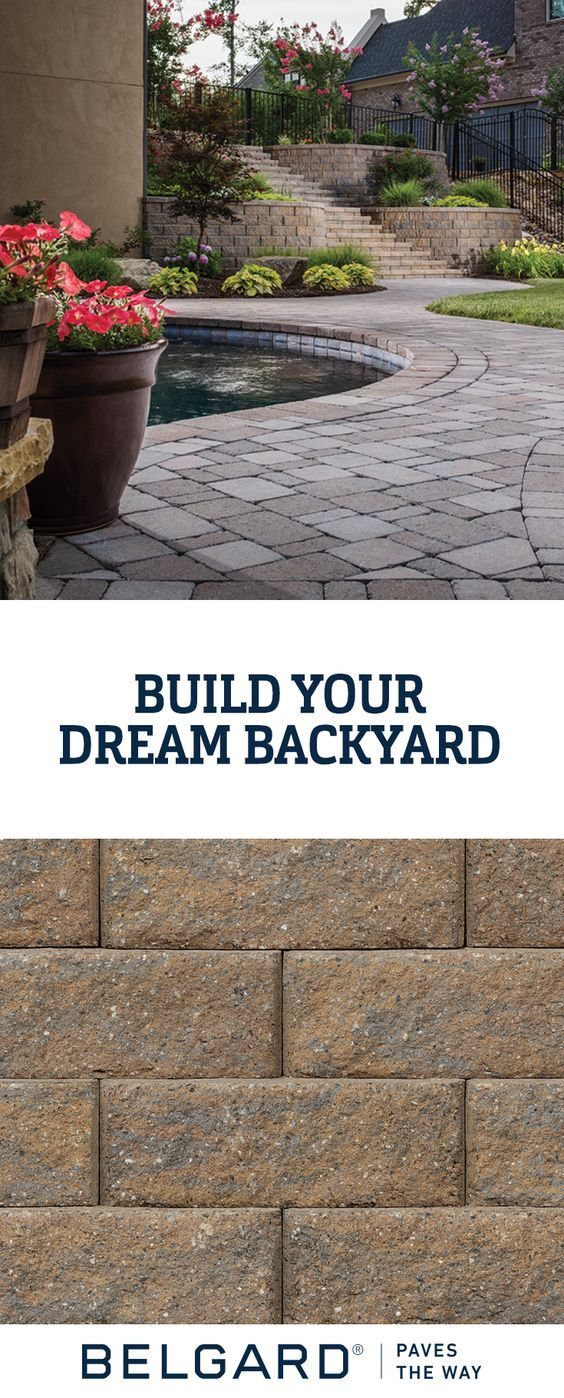 Strong And Durable Yet Easy To Install Belgard Offers A