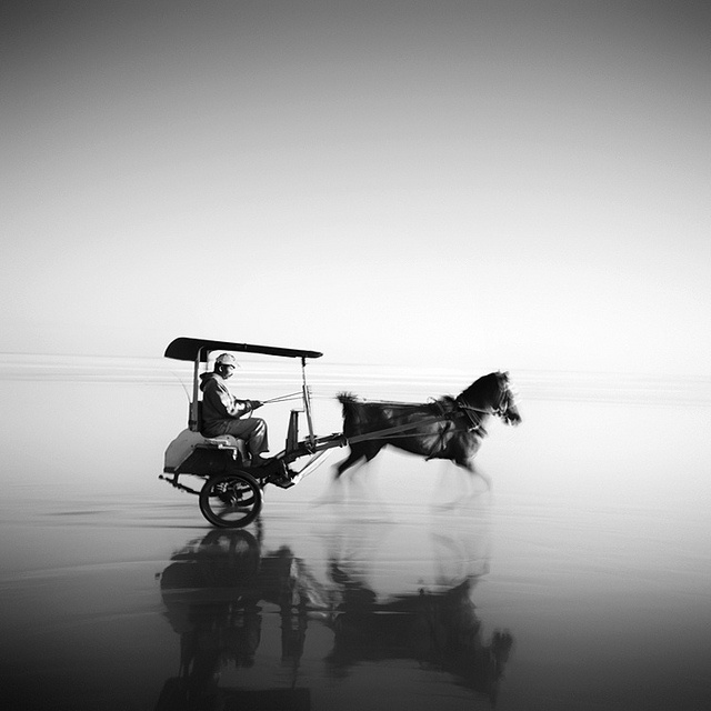 Going Home by Hengki Koentjoro | Parang Teritis Beach, Jogjakarta, Indonesia