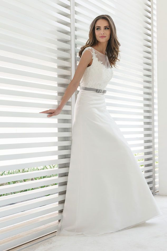 11 best Brautkleid images on Pinterest | Wedding dressses, Wedding ...