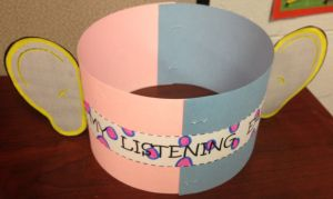 Who couldn't use a good set of listening ears?  #behaviormanagement #listening