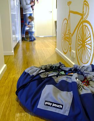 play pouch ..lego storage bag and play mat in one | pouch makers