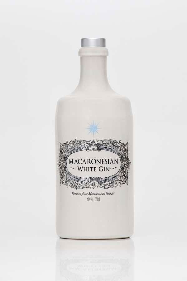 Ginebra Macaronesian gin, de las Islas Canarias