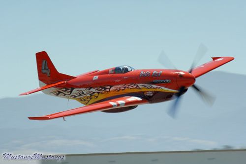 One of the coolest machines to take to the air!