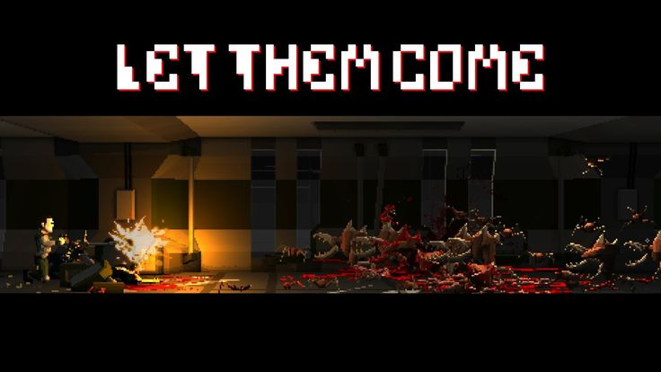 Let Them Come - First Trailer