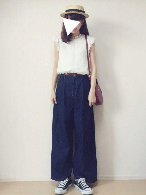 MAYUKO HusHusHのシャツ/ブラウスを使ったコーディネート - WEAR
