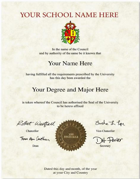 Custom Diploma helps you to create your own fake international college/university diplomas and certificate online. $69 EMAIL ONLY, $99 HARD COPY. Free Shipping.