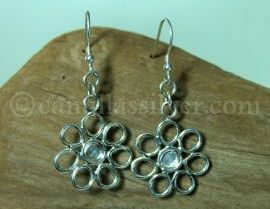 Earrings - Camilla's Silver - Bespoke silversmith