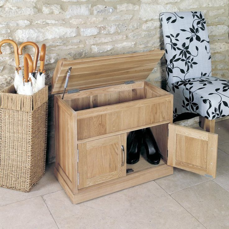 Mobel Solid Oak Furniture Shoe Storage Hallway Bench: 116 Best Mobel Range Images On Pinterest