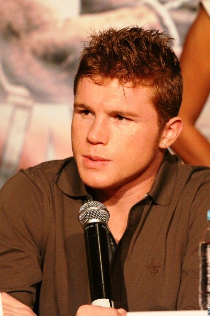 "WBC junior middleweight champion Saul ""Canelo"" Alvarez continues to train for his big defense on Saturday night. Description from caneloalvarez.com. I searched for this on bing.com/images"