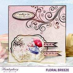 Floral Breeze - Hunkydory | Hunkydory Crafts