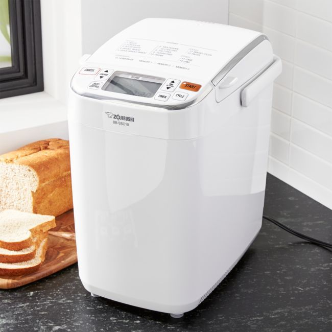 Zojirushi Maestro Breadmaker (With images) | Bread maker ...
