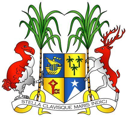 Coat of arms of Mauritius (Original version) - Mauritius - Wikipedia, the free encyclopedia