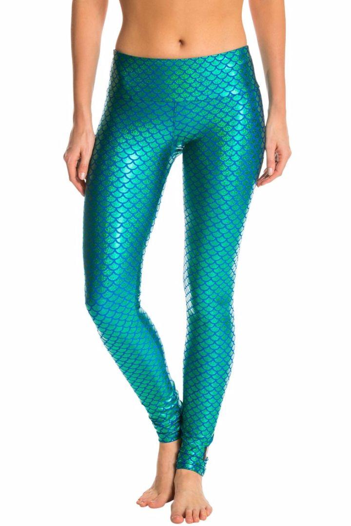 25+ Best Ideas About Mermaid Leggings On Pinterest | Mermaid Pants Baby Girl Halloween Costumes ...