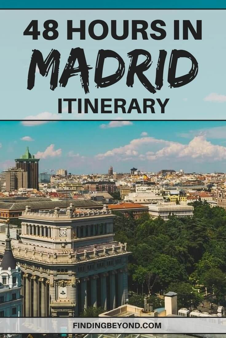 Don't know what to do with your 48 hours / 2 day in #Madrid Don't panic. Read out #Itinerary to help you plan your visit. #Madridguide #Madridtips #Madridhighlights #Madriditinerary #ExploreMadrid #thingstodo #travel #europe #thingstodoinmadrid | Places to visit in Madrid | Places to see in Madrid | What to do in Madrid in two days. | 48 Hours in Madrid | #madridactivities #madridsights | Madrid Attractions | Must See highlights in Madrid #bestofmadrid #MadridTravel