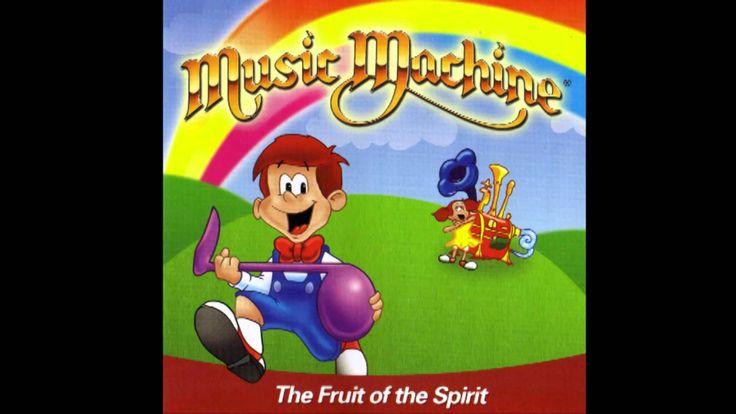 Patience (Herbert the Snail) - Music Machine: The Fruit of the Spirit