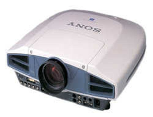 sony vpl fx50 network ready video projector 1024 x 768 native resolution