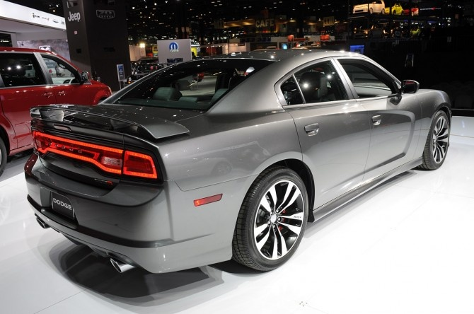 2012 Dodge Charger SRT8....SEXY!!!