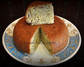 Rice Cooker Cake - Steamed Moist Banana Cake