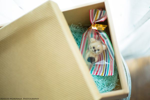 エンゲージメントフォトとプロフィール映像のお礼にいただいた、かわいいマスコット - ○○しゃしんのじかん    http://blog.goo.ne.jp/moriken_photo/
