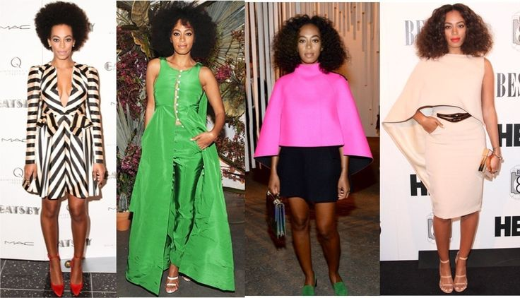 Solange Knowles at Various Events