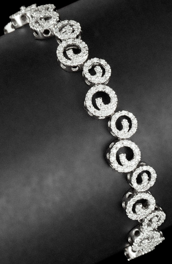 Parker Hayes Diamond Bracelet Gift Beautiful Disaster By