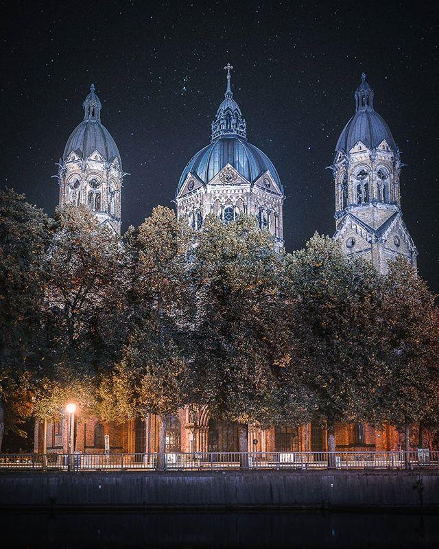 St Lukas Kirche
