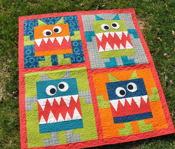 No monsters allowed!!!  Anaka's Treasurers pattern for sale