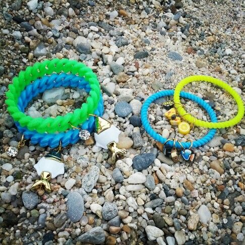 Bracelets By the sea...