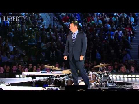 Presidential Candidate Ted Cruz Speaks at Liberty University - YouTubeWATCH: Ted Cruz Announces He's Running For President    March 23rd, 2015  Senator Ted Cruz (R-TX 03/23/15, 11:20 a.m. ET: Watch the full speech.