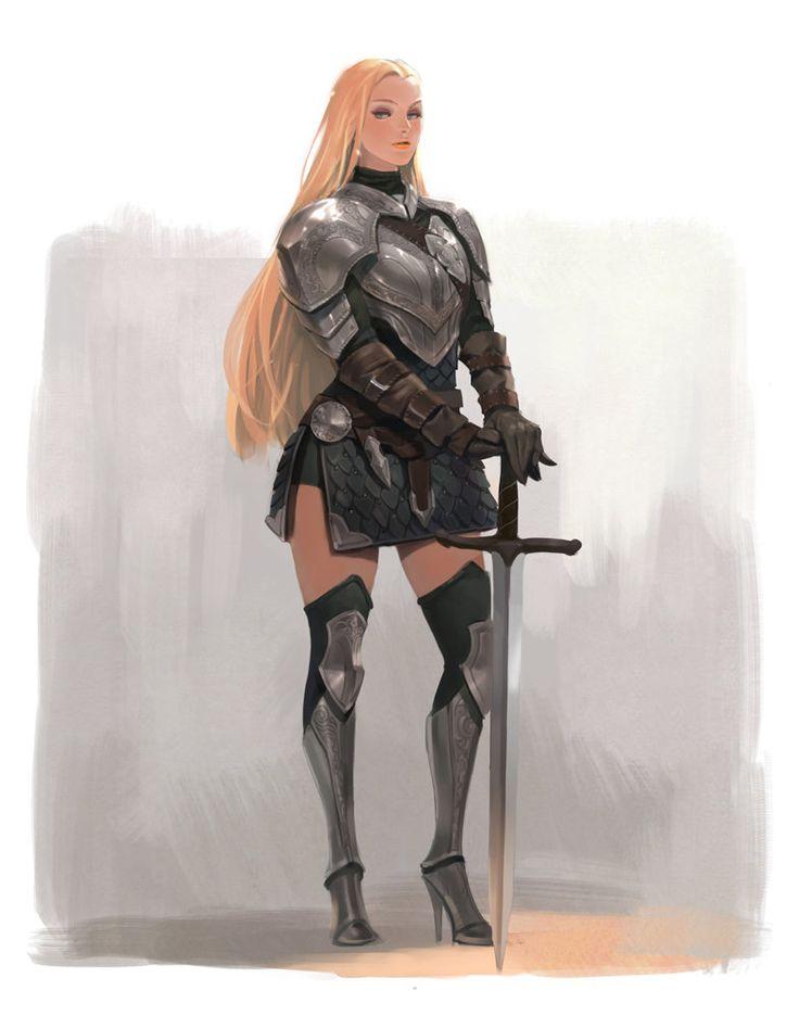 knight, Catbuck . J on ArtStation at https://www.artstation.com/artwork/knight-b7af7358-f106-41aa-85ee-acf93765590a
