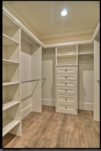 more realistic closet design!