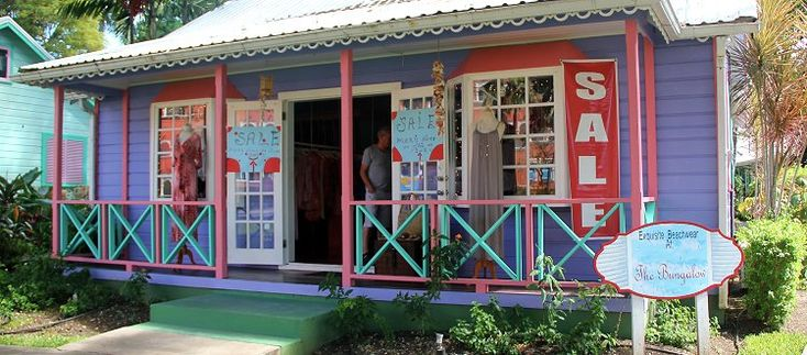 Stroll through the colouful shops in the chattel village in Holetown to pick up all manner of gifts and souvenirs...