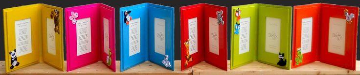Per la tua casa.. il mastrocartaio realizza fantastici complementi d'arredo realizzati a mano con la cartapesta, come questi simpatici porta foto!