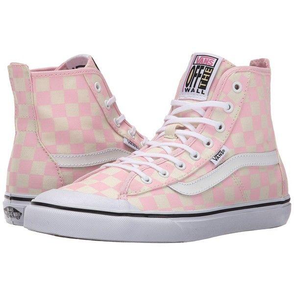 b76a702429 vans high tops Pink Sale
