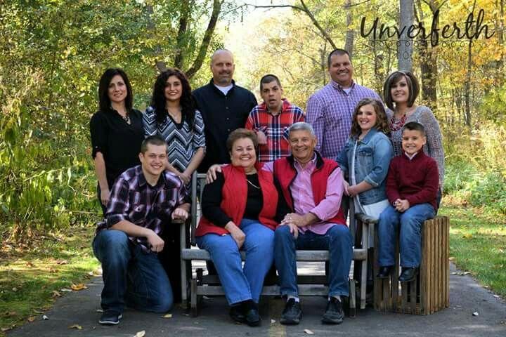 McDowell Family 2015