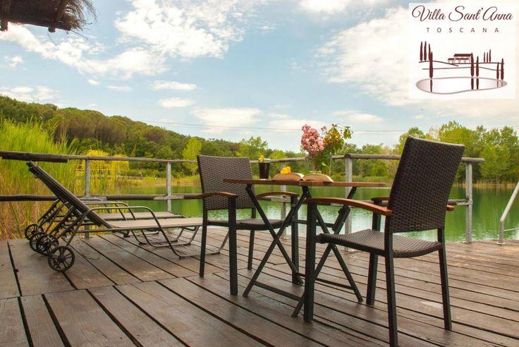 Salve amici, che ne direste di un pranzetto sul lago ?! Guardate la nostra gallery: http://www.santannavillatoscana.com/area_it.asp?sezione=1&idCanale=2 #lago #toscana #tuscany #italia #italy #relax #sassetta