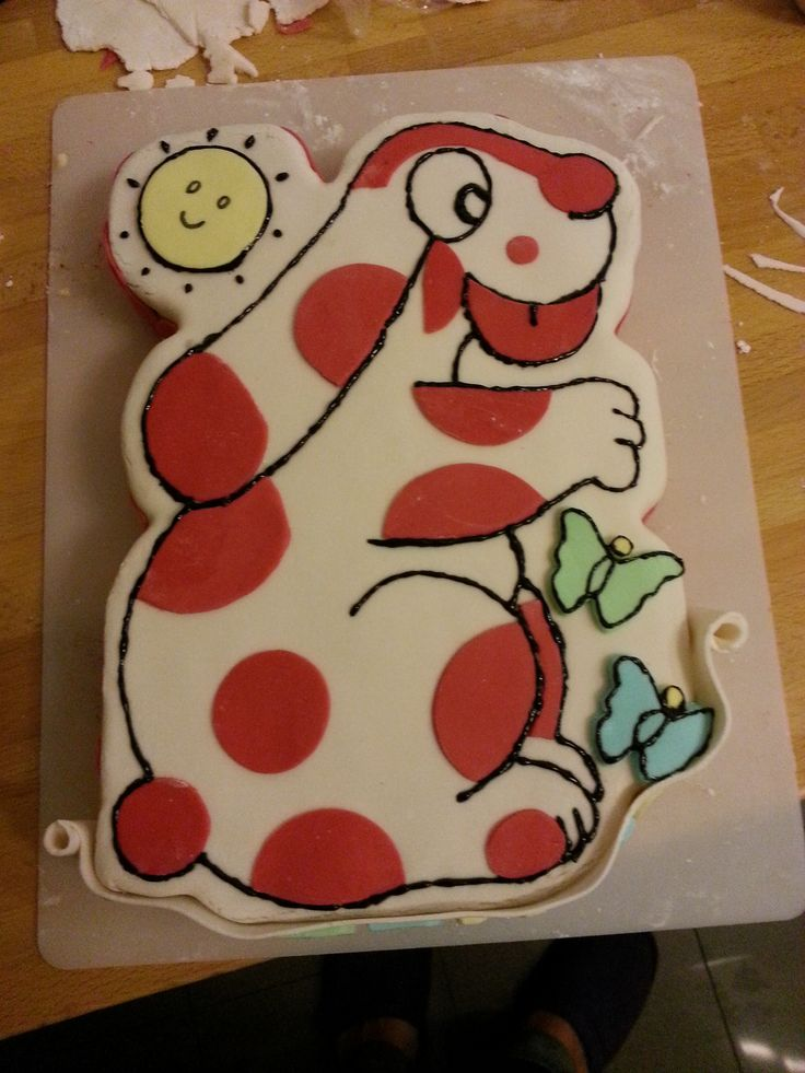 #Pimpa #Cake