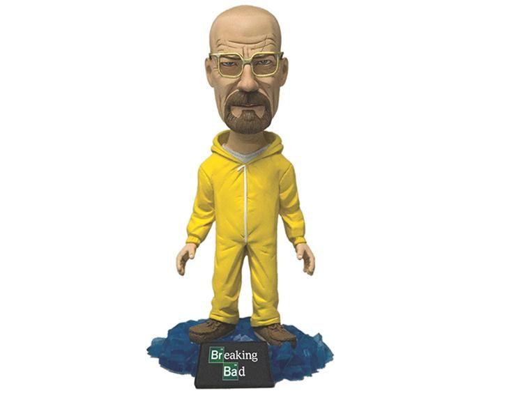 "Breaking Bad 6"" Walter White Bobblehead - Breaking Bad Figures"