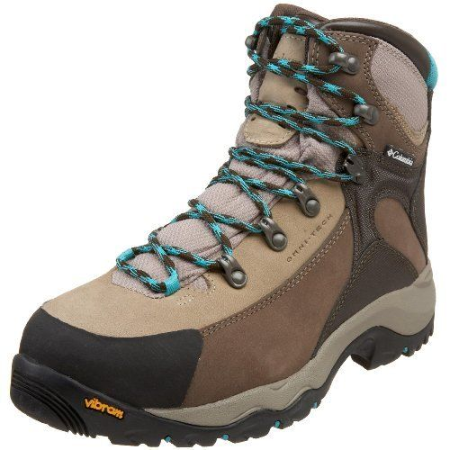 Columbia Women's Daska Pass Omni-Tech Hiking and Backpacking Boot by Columbia. $90.00. Nubuck and synthetic. Polyurethane midsole with metal shank provides maximum torsion for uneven terrain. Equiped with the highest  level of protection and comfort for the highest. Gussetted tongue to keep debris out. Removable Contour Comfort 3D with AgION anti-odor control for multi-day wear. Omni-Tech waterproof breathable membrane provides a comfortable and dry environment. Amazon.com...