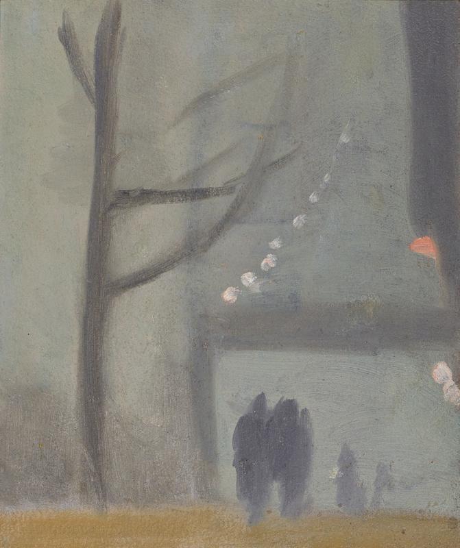 Clarice Becket Collins Street (1931)