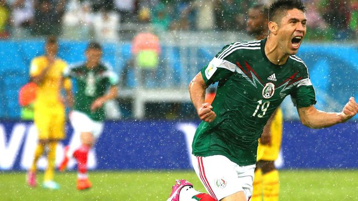 #Worldcup Mexico - Cameroon 1:0