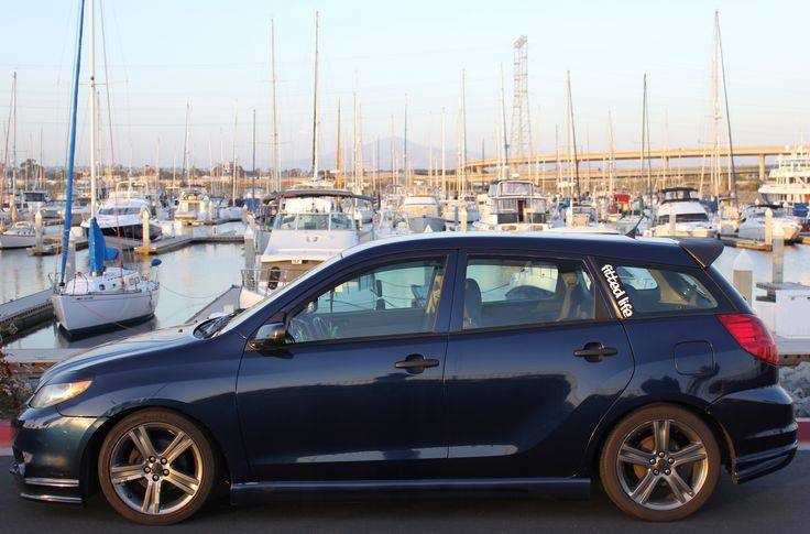 Picture Of Your Car As It Sits Today. - Page 6 - - Toyota Matrix ...