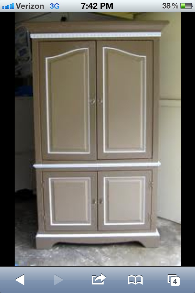 35 Best Images About Tv Armoire Upcycling Ideas On Pinterest A Tv Cabinets And Diy Play Kitchen