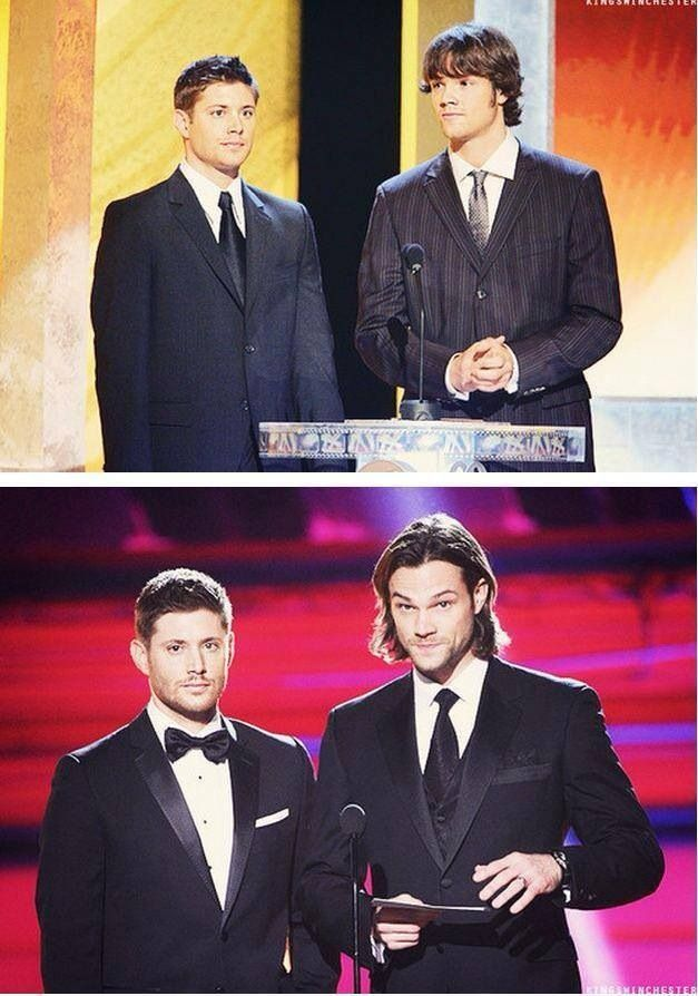 They only get better with age ❤️ Jensen Ackles | Jared Padalecki