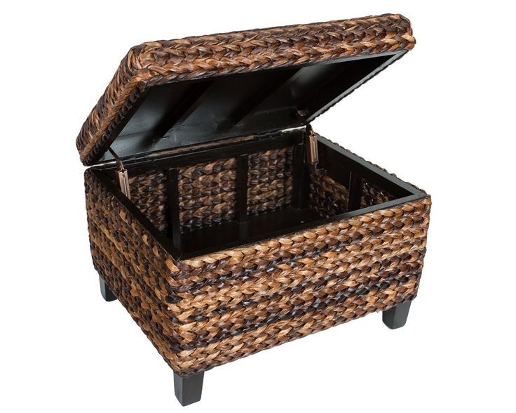 17 Best Images About Seat Storage On Pinterest Ottoman